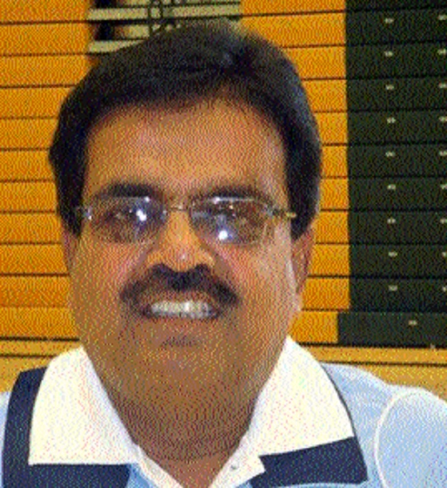 Renowned basketball coach Rajesh Patel no more