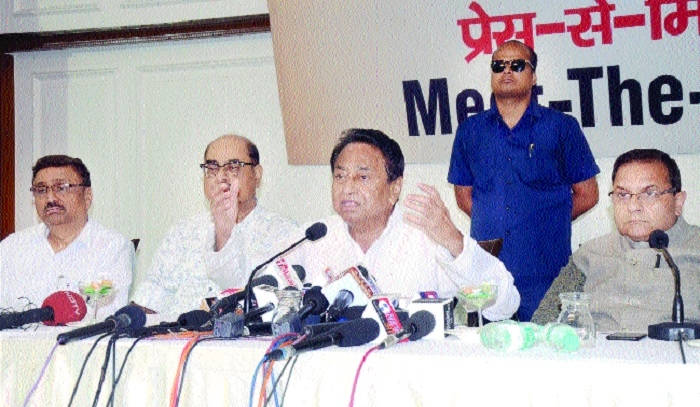 Cong to release candidates' list by Sept: Kamal Nath