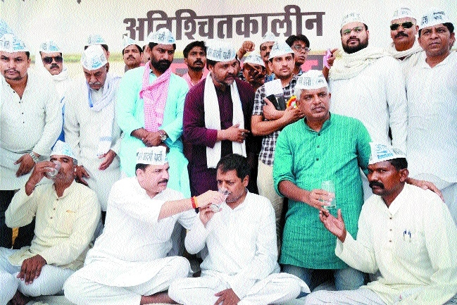 AAP's indefinite hunger strike continues on Day 6