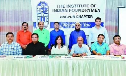 IIF Nagpur Chapter installs new body
