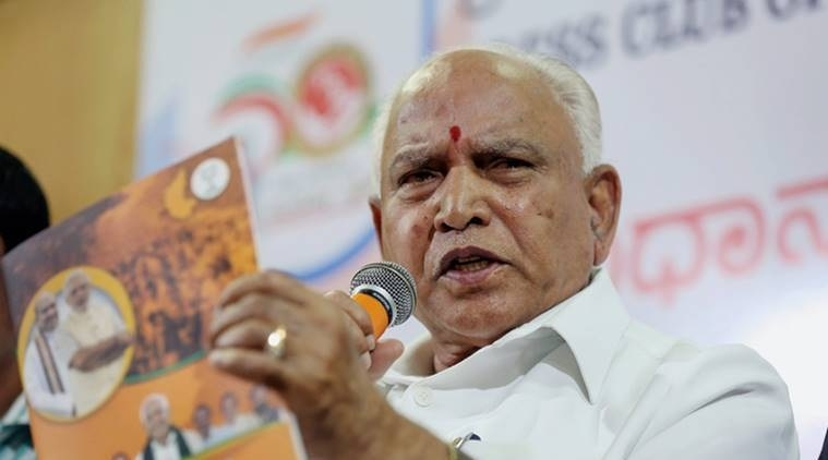 Several disgruntled Cong, JDS MLAs willing to join BJP, says Yeddyurappa