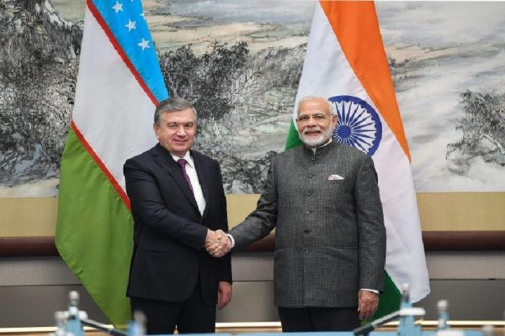 'India keen to participate in SCO's activities'