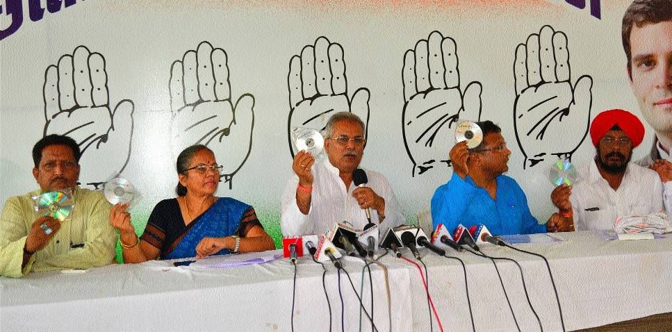 Congress rakes up Antagarh by-poll issue; demands CBI inquiry