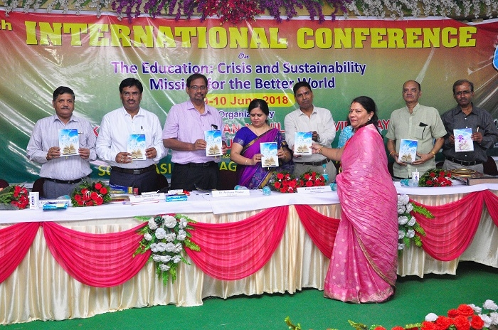 International conference on the education inaugurated