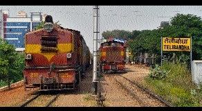 Railway connectivity to Dhamtari gets nod