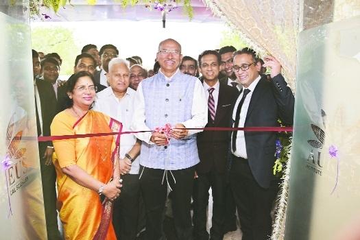 Aureus Institute of Medical Sciences inaugurated