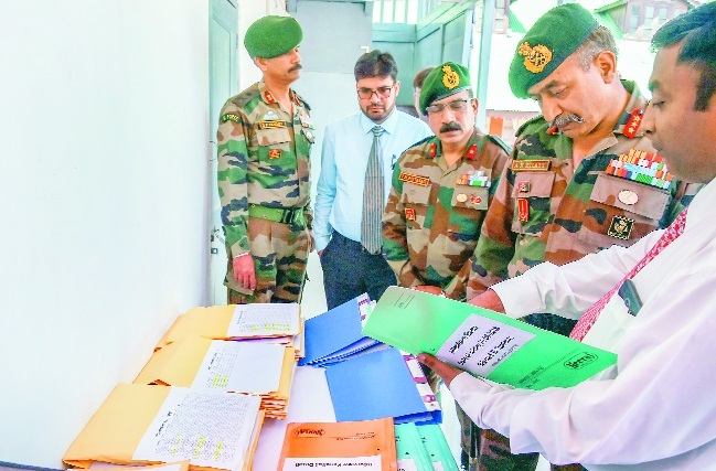No rise in ultras' recruitment after announcement of ceasefire: Army