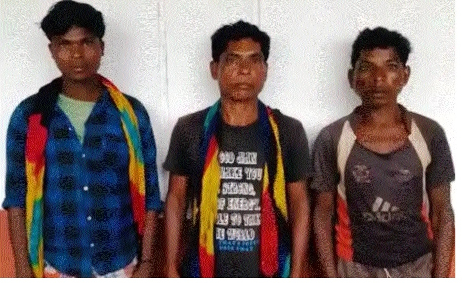 Three Jan militia members arrested