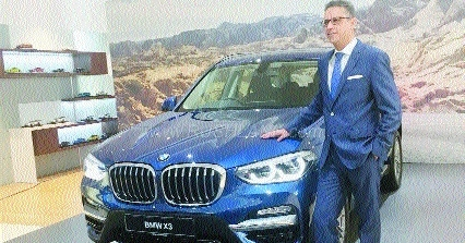 BMW launches new petrol X3 priced at Rs 56.9 lakh