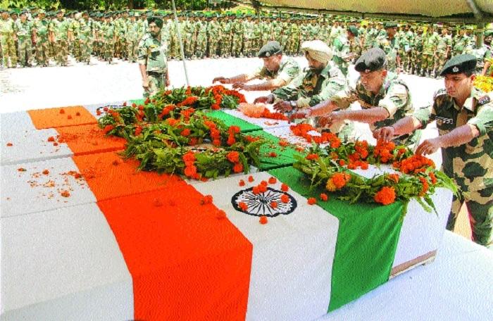 4 BSF personnel killed in Pak firing