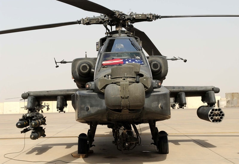 US ayes sale of Apache choppers, missiles to India