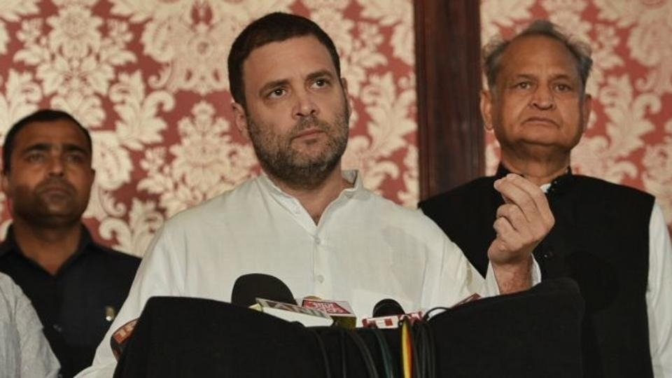 Rahul's first press conference in Mumbai lasted for 2.45 minutes
