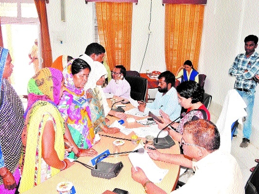118 applications received during Jan Sunwai