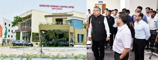 CM reviews preparation at Central Command Centre ahead of PM visit