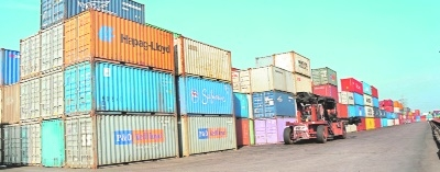 Technical snag: Over 100 Exim containers stranded at ICD, Ngp
