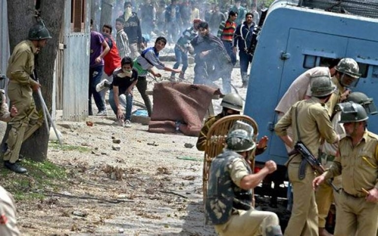 India blames UN report on rights status in Kashmir, PoK as 'fallacious and motivated'