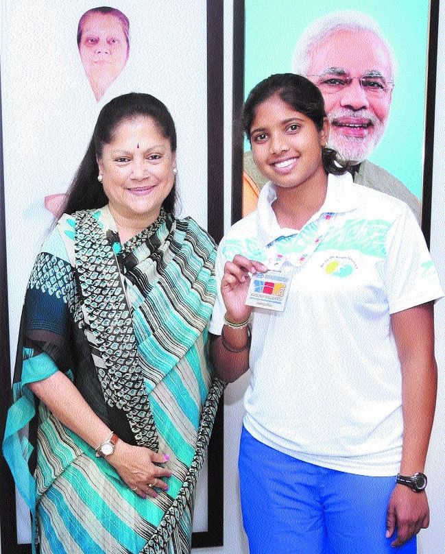 Archer Muskan to represent India in Asian Games, World Cup