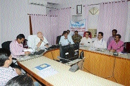 District-level Advisory Committee organised