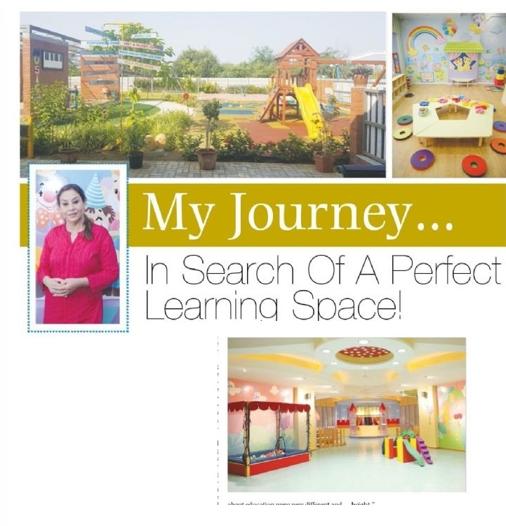 My journey... In Search Of A Perfect Learning Space!