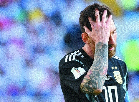 Messi regrets missing penalty