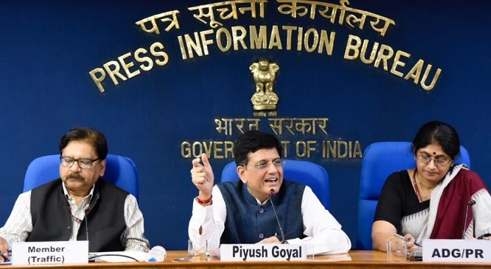 Govt to meet fiscal deficit target of 3.3% despite being election year, assures Goyal