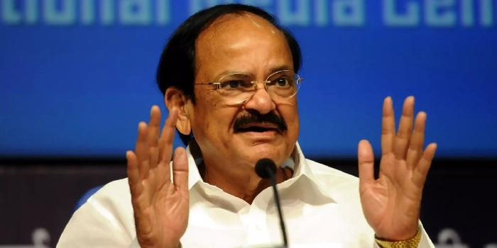 Even Mahatma Gandhi acknowledged RSS' positive values, says Venkaiah