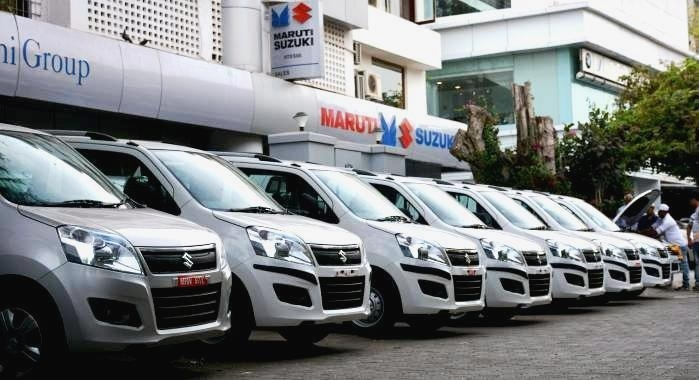 Led by Maruti, automakers report robust sales