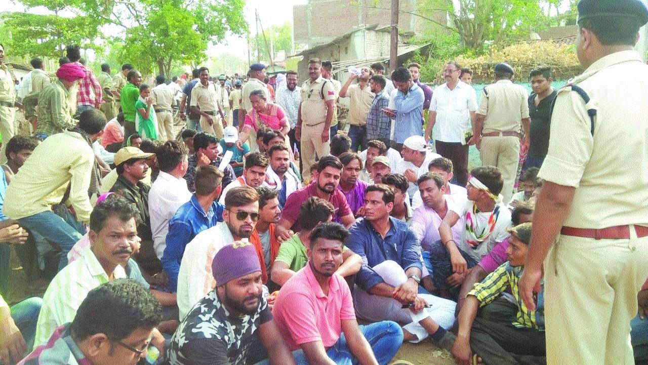Police arrest Mayor, 39 Congress workers