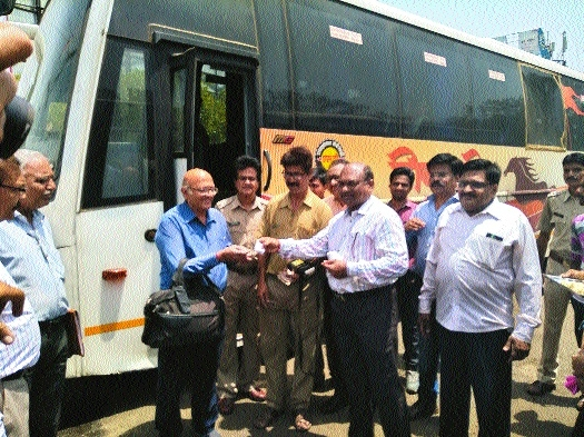 ST launches concession scheme for senior citizens in Shivshahi AC buses