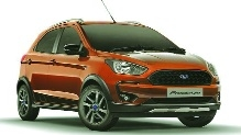 Good response to Ford Freestyle at Arun Ford