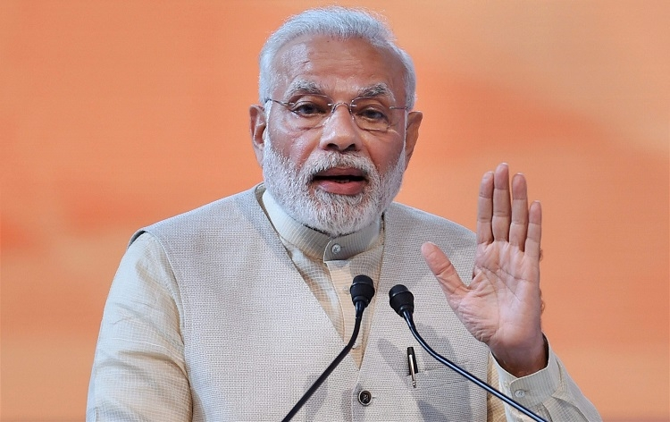 Govt working towards doubling farmers' income by 2022: Modi