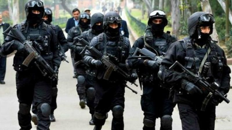 NSG to be deployed for anti-terror ops in J&K