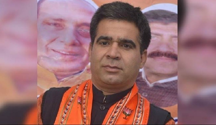 J&K State BJP chief claims getting threats from Pakistan