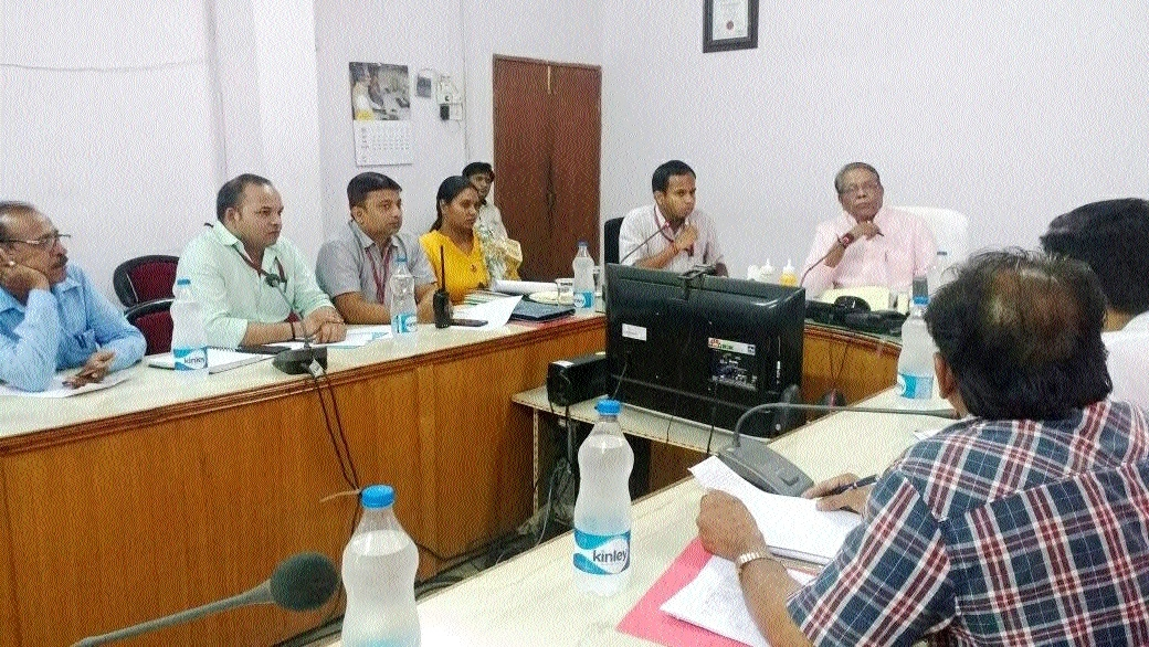 Minister Gupta directs Revenue officers to prepare map of villages