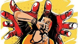 Three held for raping woman