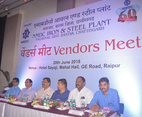 Good response to Nagarnar Steel Plant Vendor's meet
