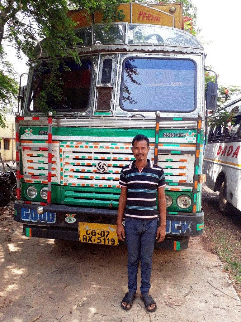 Conductor arrested for stealing truck