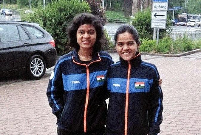 City shooters Shreya, Mahima in Germany for Junior World Cup