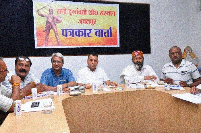 Programmes to mark Martyrdom Day of Rani Durgavati on June 23, 24
