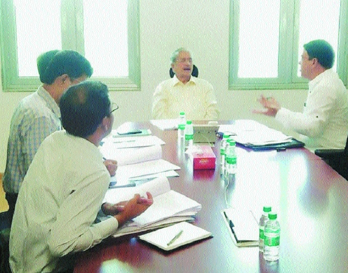 Survey for MIDC areas in Ramtek, Parseoni: Desai to authorities