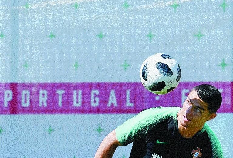 Queiroz, Iran in Ronaldo's crosshairs