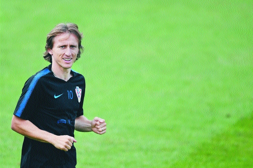 Modric would win Ballon d'Or if he was Spanish or German: Lovren