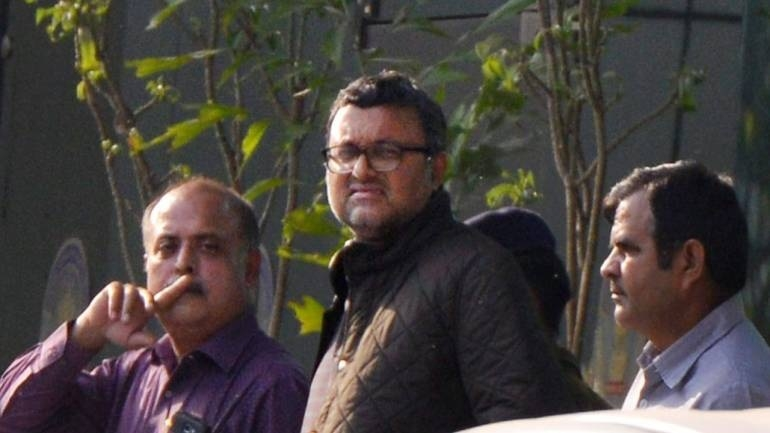 CBI challenges Karti's bail in SC