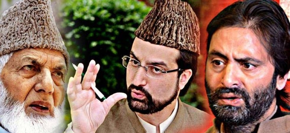'Govt likely to go after Kashmiri separatists for terror funding, money laundering'