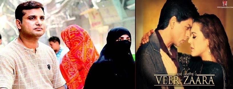 'My love story is real-life Veer Zaara'
