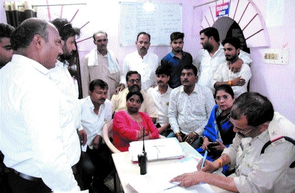 Corporator Rathore lodges FIR against MP Kulaste
