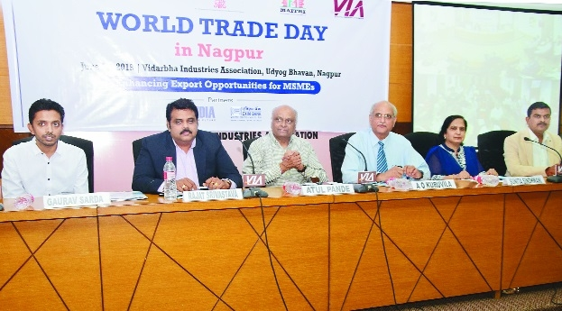'World Trade Day is for enhancing core competencies of various regions'