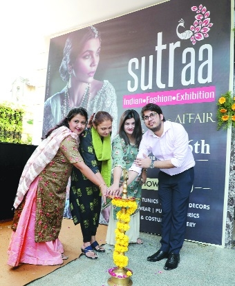 Sutraa expo getting good response, to end today