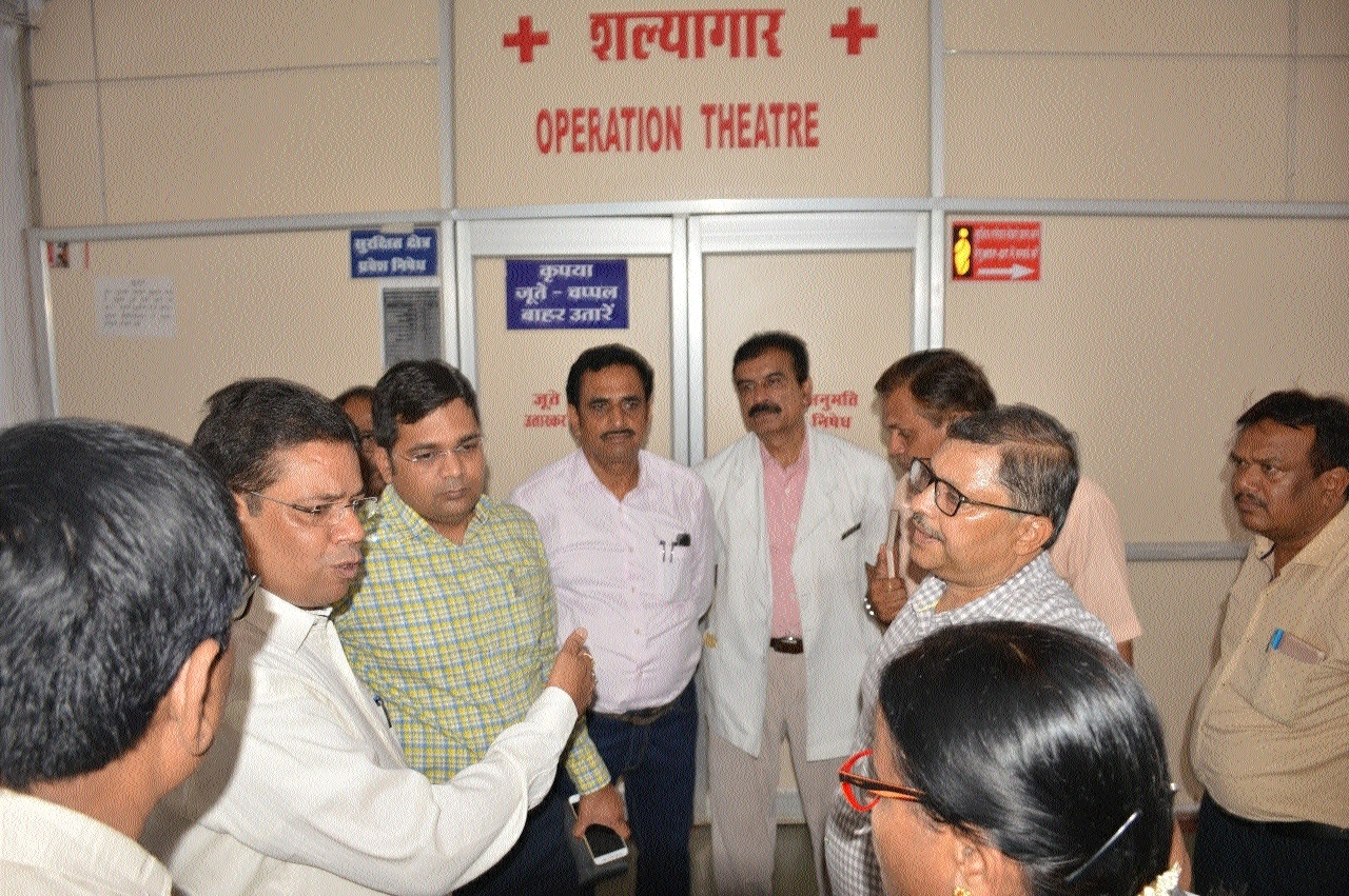 Rani Durgavati Hospital to enhance its facilities for female patients