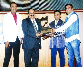 VICCO gets 'The Most Popular Brand in Maharashtra' award